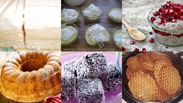 Ezek az édességek tényleg nem hizlalnak | Marie Claire