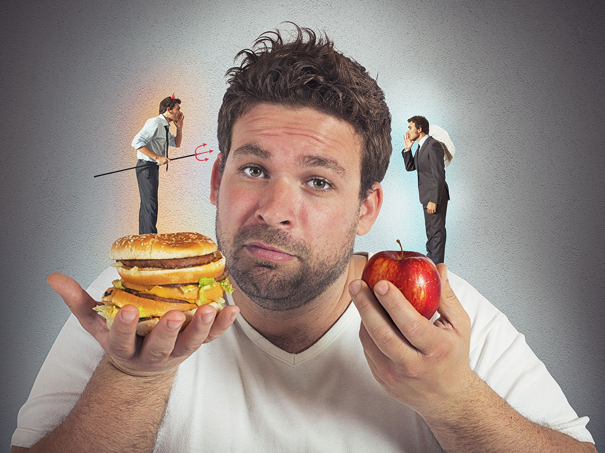 fogyni nem számít, mit eszel