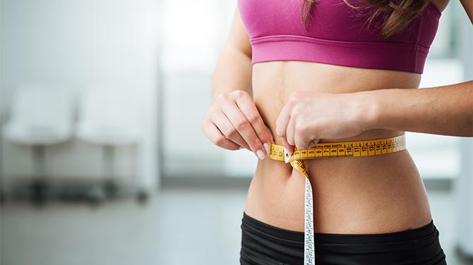 A jól átgondolt fogyókúra valós súlycsökkenést eredményez.