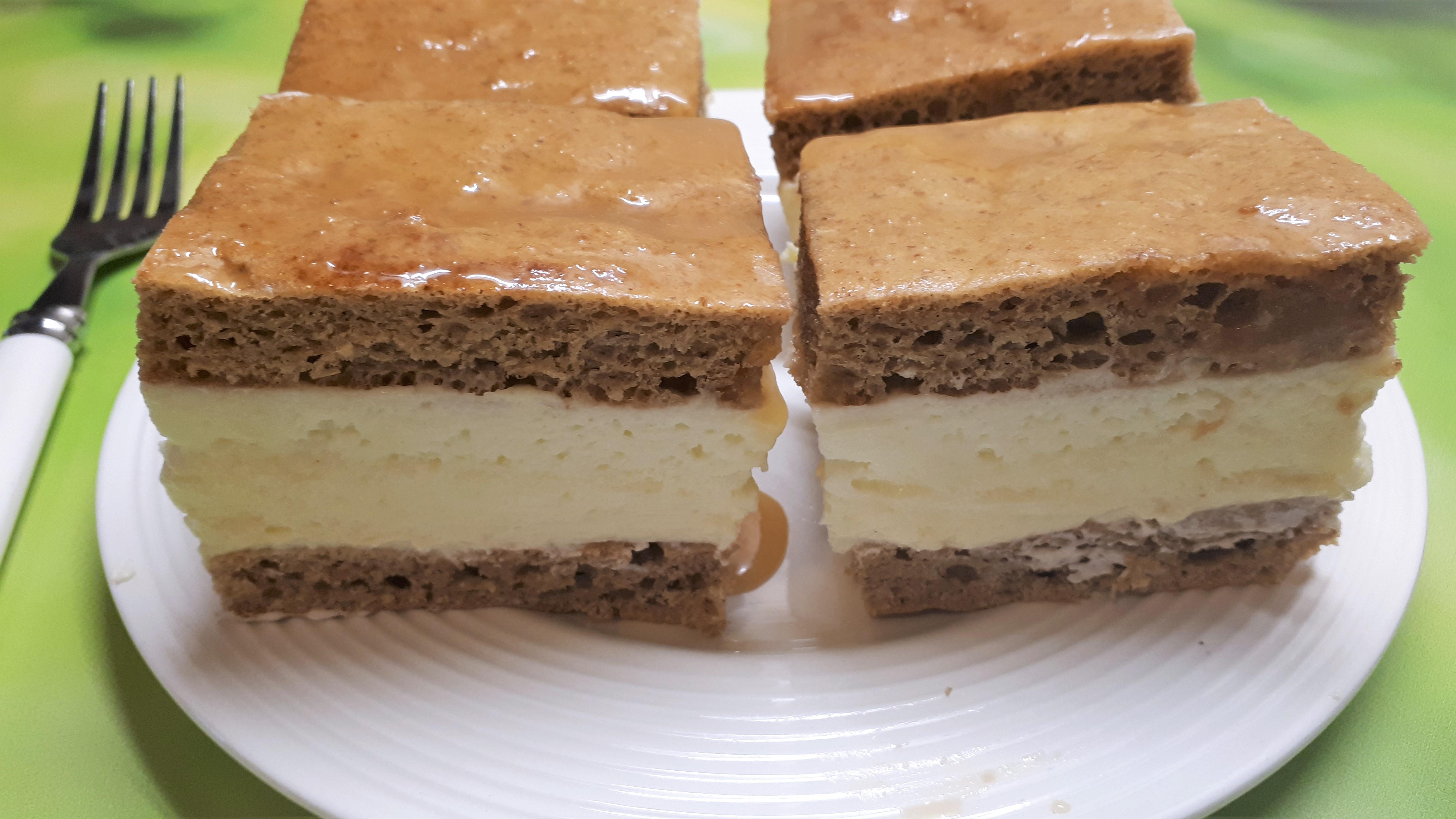 fogyás süti tészta