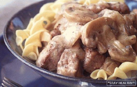 öblítse le a marhahúst a zsír eltávolításához