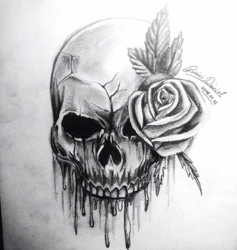fekete koponya zsírégető