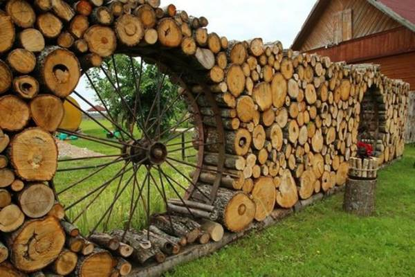 kerítés fogyás
