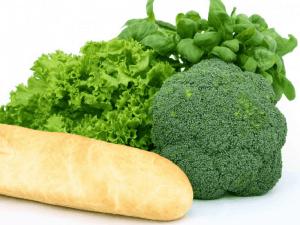 mit eszik, hogy lefogy