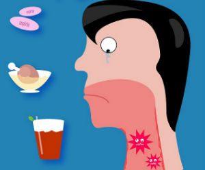súlycsökkenés és hányás tünetei