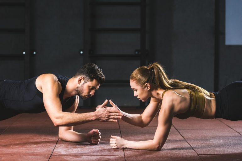 Ha a zsírégetés a cél, ez a két edzésmódszer a legjobb! Főleg együtt!
