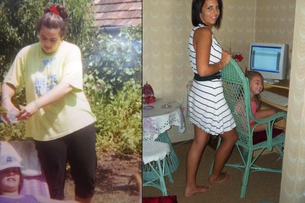Sikertörténet: 31 kilót fogyott, ma már edzőként dolgozik Anna