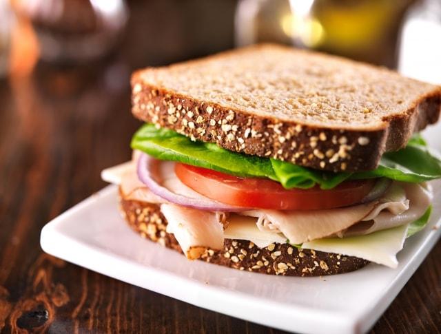 hogyan lehet fogyni szendvicset