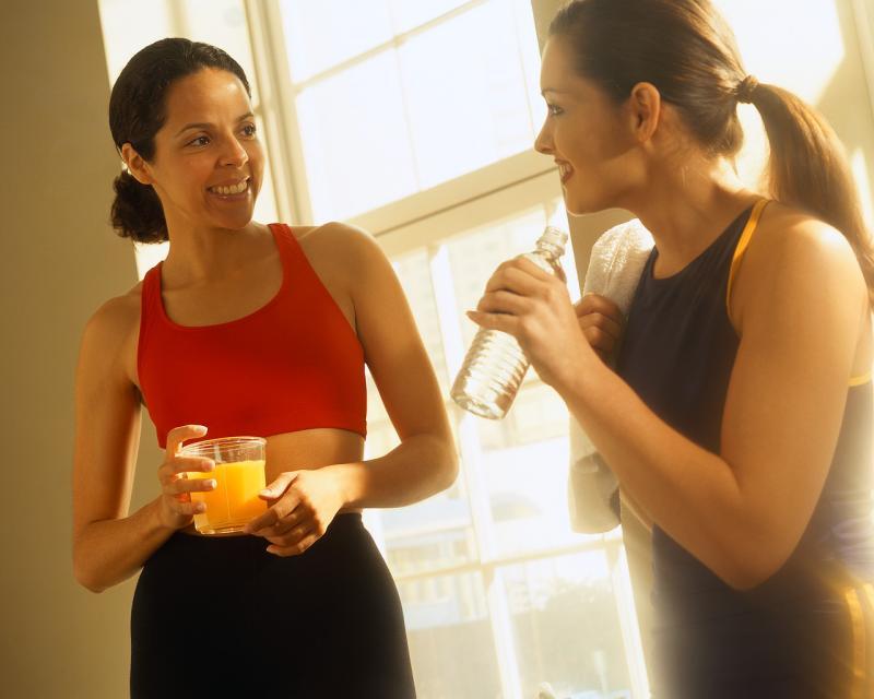 Másokkal összefogva fogyni is könnyebb | BAMA