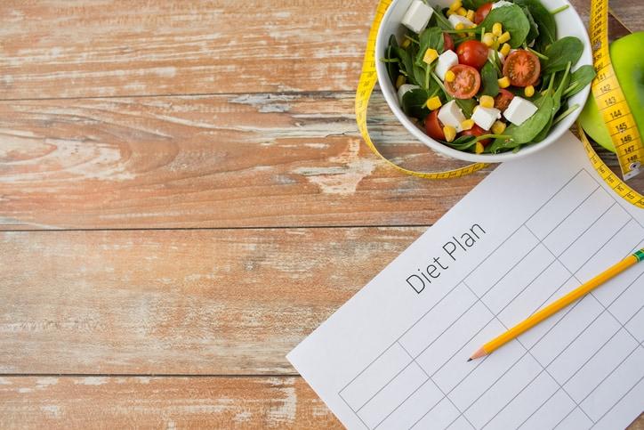 Hogyan fogyhat egy hét alatt 8 kg-os étrendre