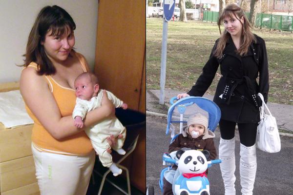 21 éves nő fogyás