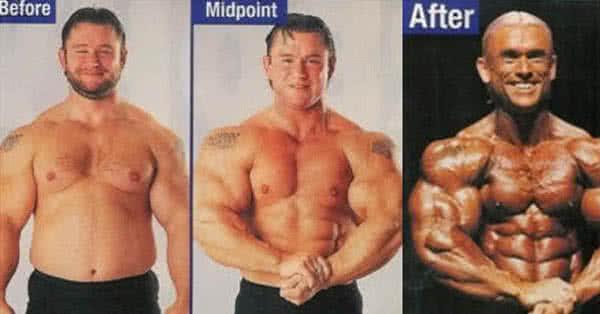 hogy egy kövér fickó hogyan lehet lefogyni? nyereség és veszteség hamis súlya