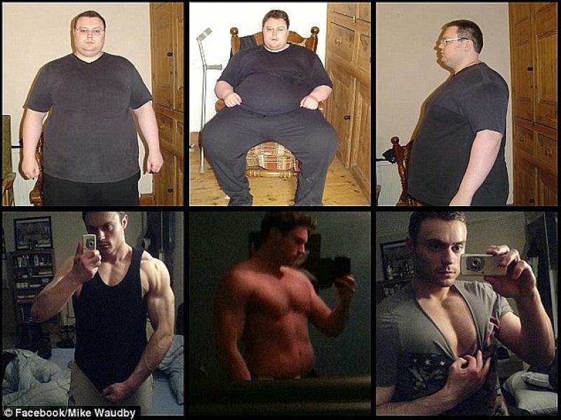 Példás akaraterő: kilót fogyott a fiatalember | HEOL