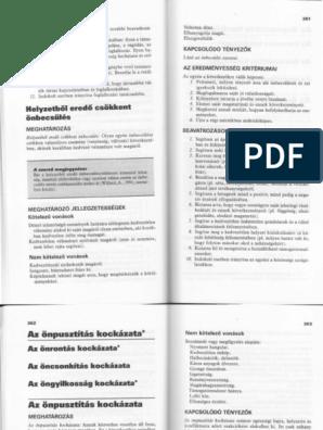 ápolási diagnózis a fogyással kapcsolatban)