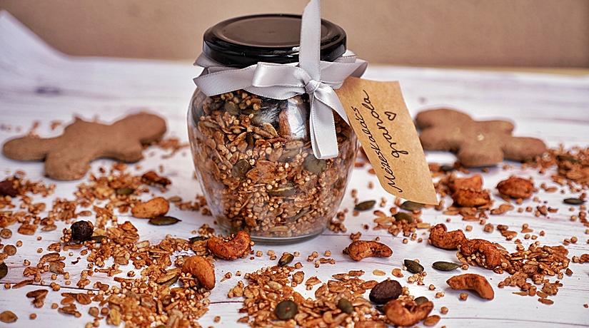 A granola rúd lefogy)