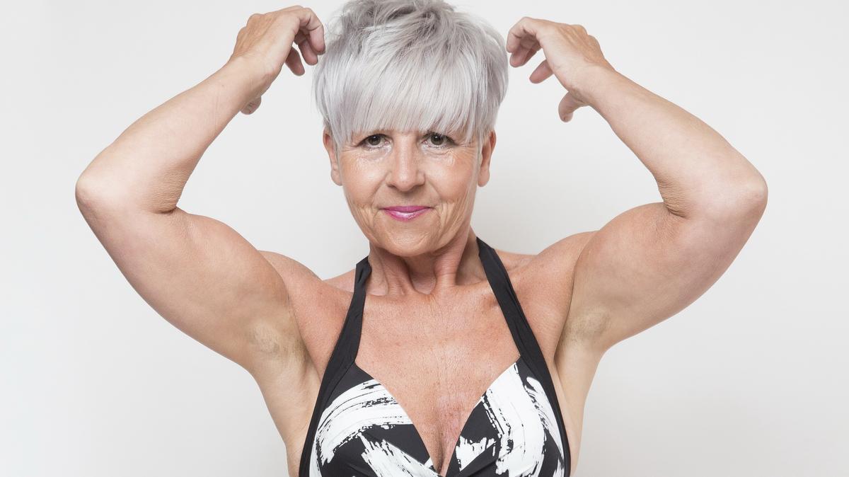 Fotók - Lefogyott a duci nagyi és 55 évesen bikinimodell lett