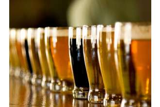 a sör lefogy
