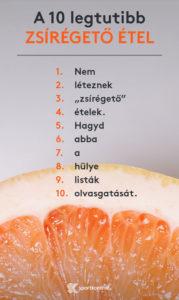 hogyan kell enni zsírt, hogy lefogyjon)