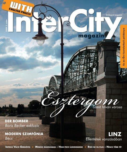 InterCity Magazin 2009/ősz