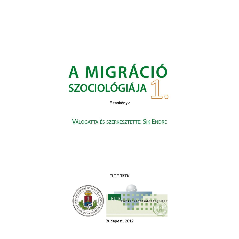 Környezeti kémia. Digitális tankönyv. Posta József Vallner Judit Tombácz Etelka