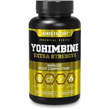 zsírégető z yohimbine)