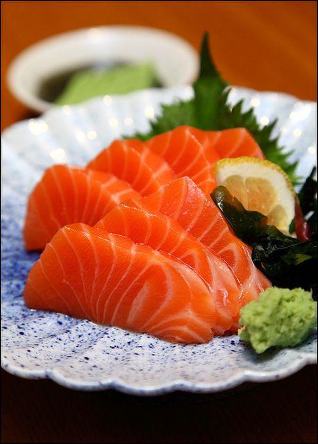 sashimi | Tumblr | Ételek, Étel és ital, Japán
