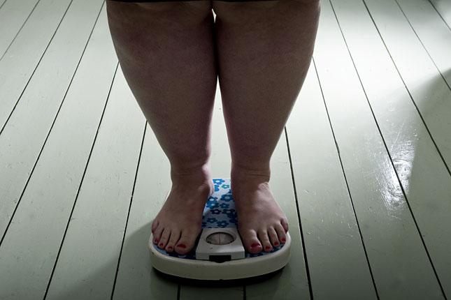 súlycsökkenés több mint 40 férfi