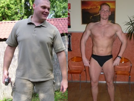55 éves férfi fogyás