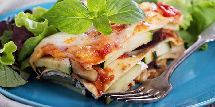 karcsúsító lasagne)