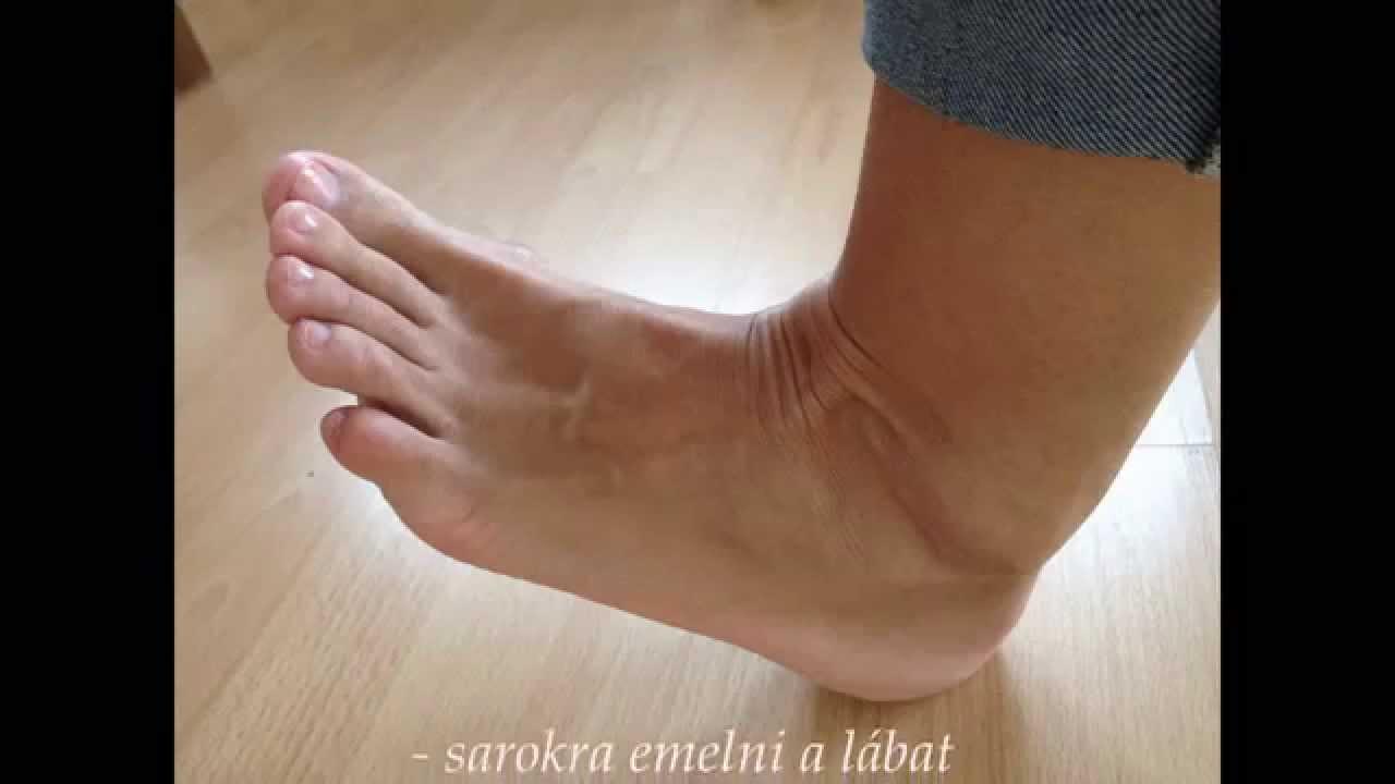 fogyás szalagok a lábujjak)