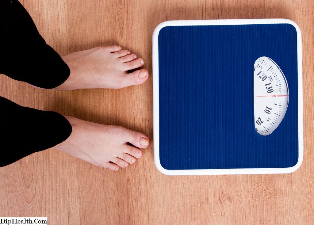normális súlycsökkenés- ingadozás)