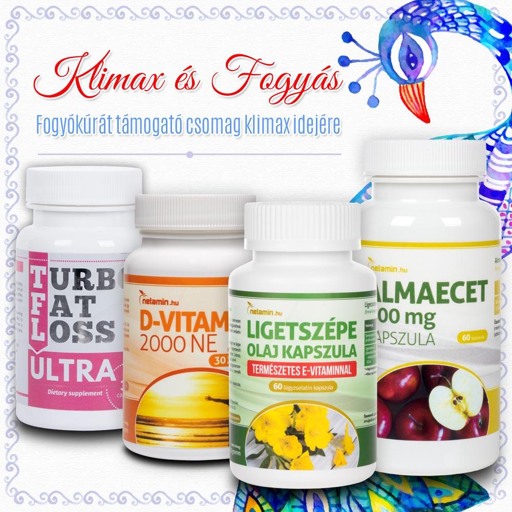 a fogyás a menopauza tünete)