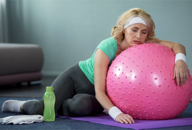 elveszíti a menopauza haszsírját