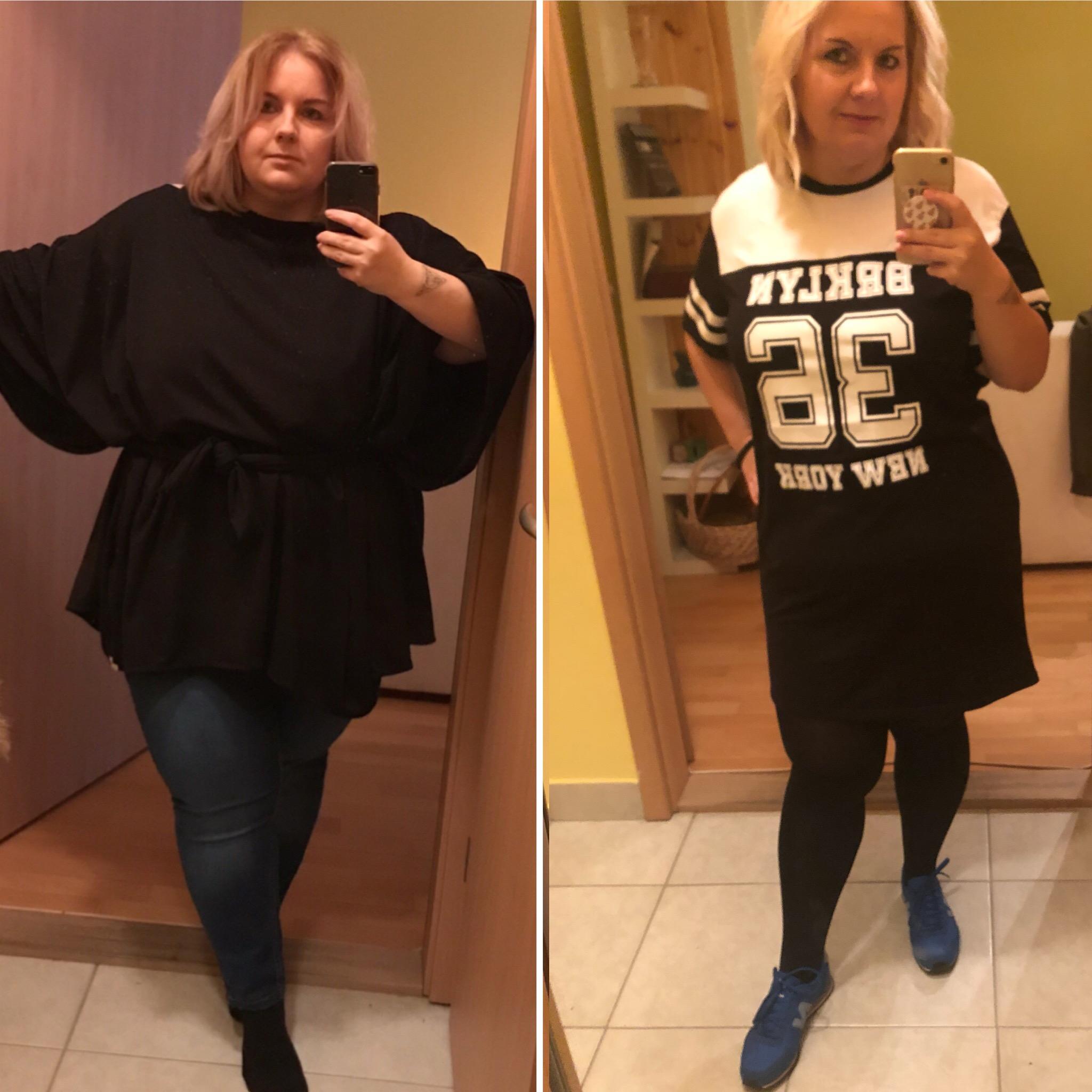 7 kg fogyás egy hónap alatt)