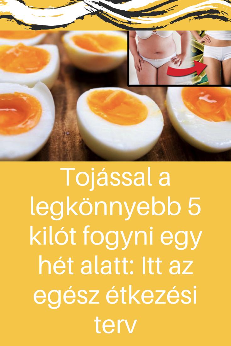 fogyni minden héten)