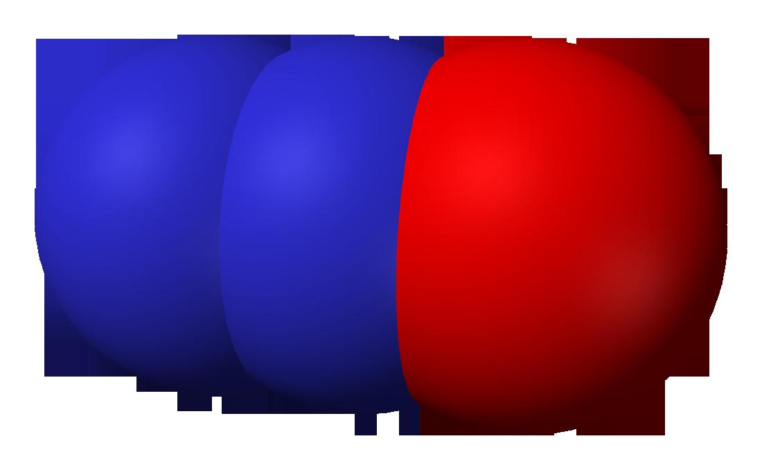 dinitrogén- oxid súlycsökkenés)