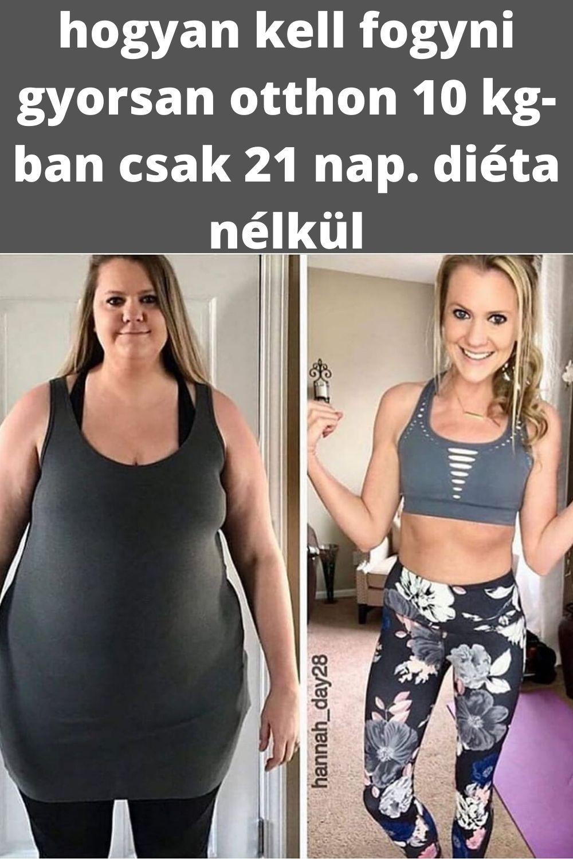 fogyni 20 kg