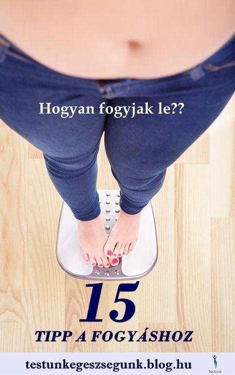 fogyni 5 tipp