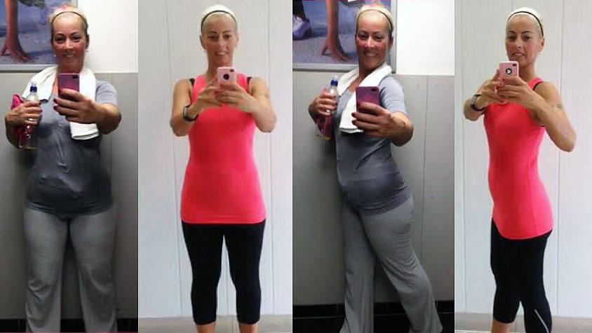 fogyás 46 éves nő