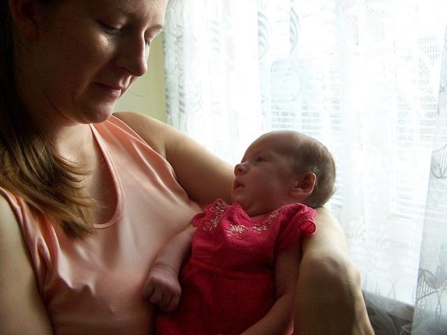 új anya próbál lefogyni végső zsírégető harc