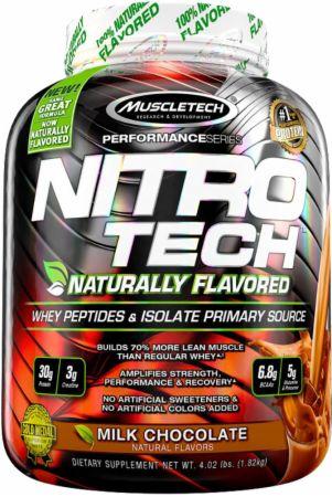 Nitro Tech 100% Whey Gold (2510 g)