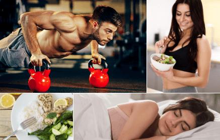 zsírégetés férfi egészség