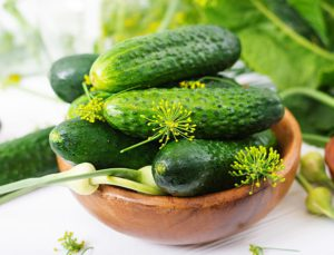 előnyei uborka fogyás