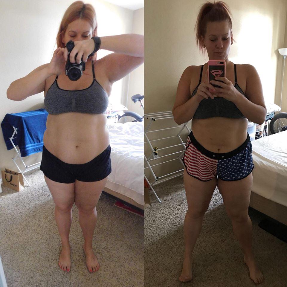 1 hónap fogyni