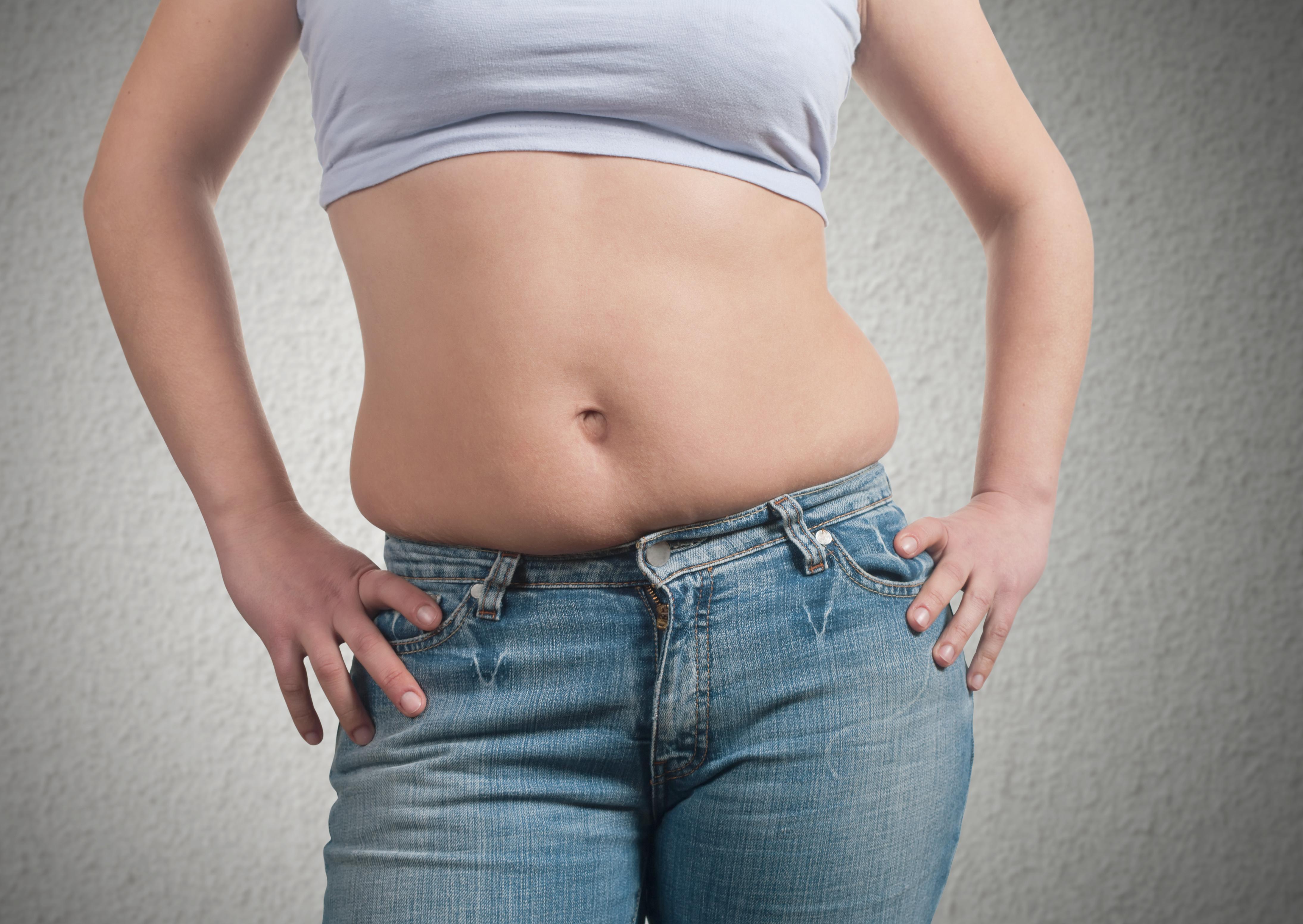 Helyi zsírégetés és fogyás