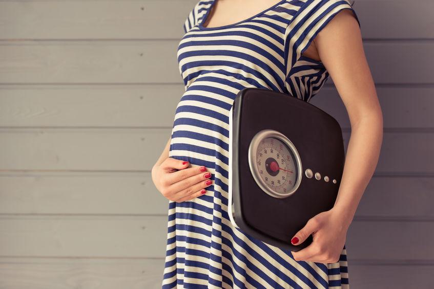 Fogyás terhesség alatt