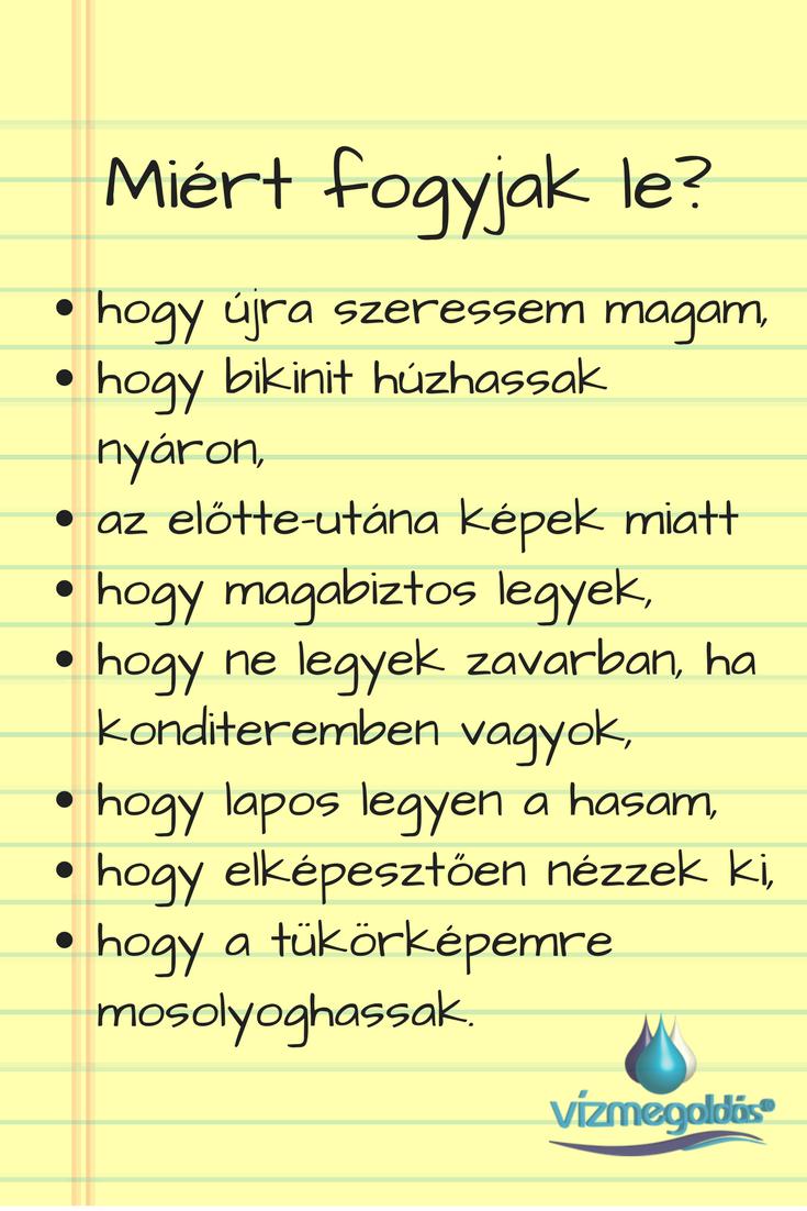 10 egyszerű változás a fogyáshoz)