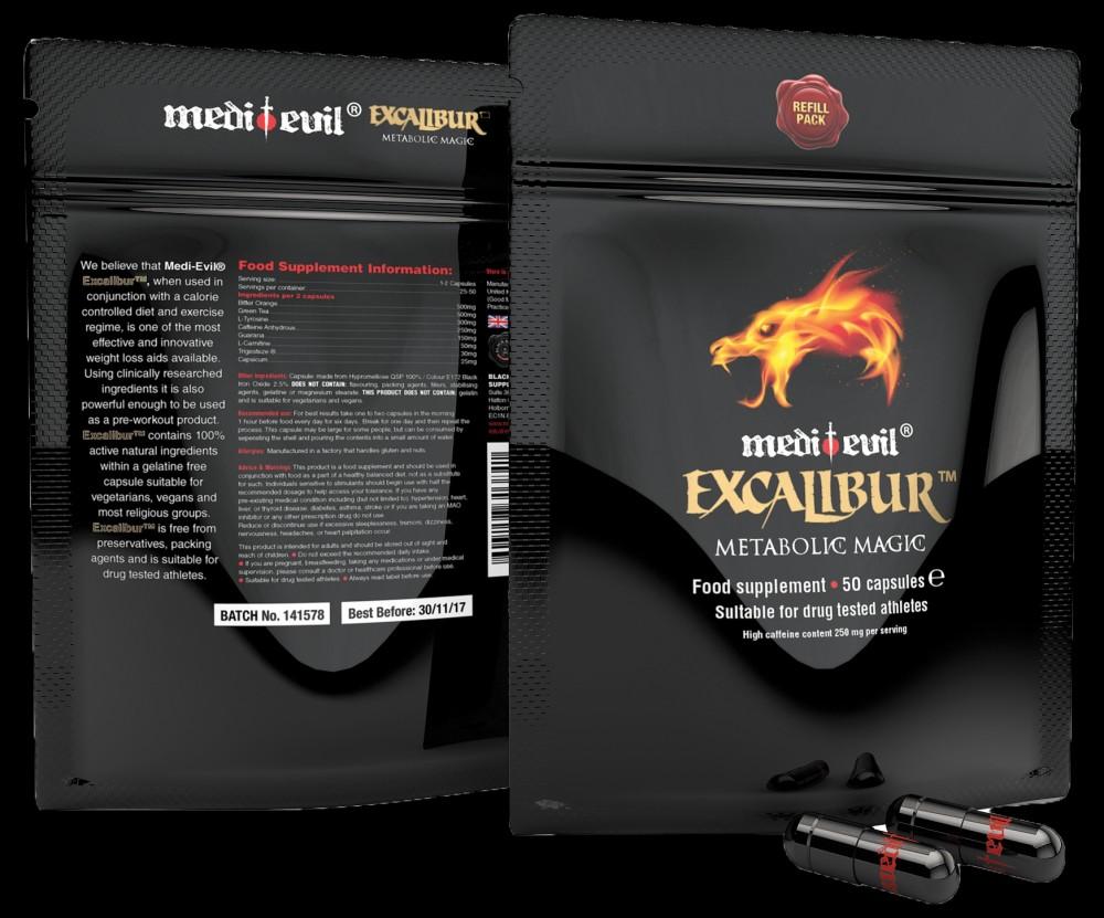 excalibur fogyás)