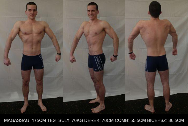 48 éves férfi fogyás