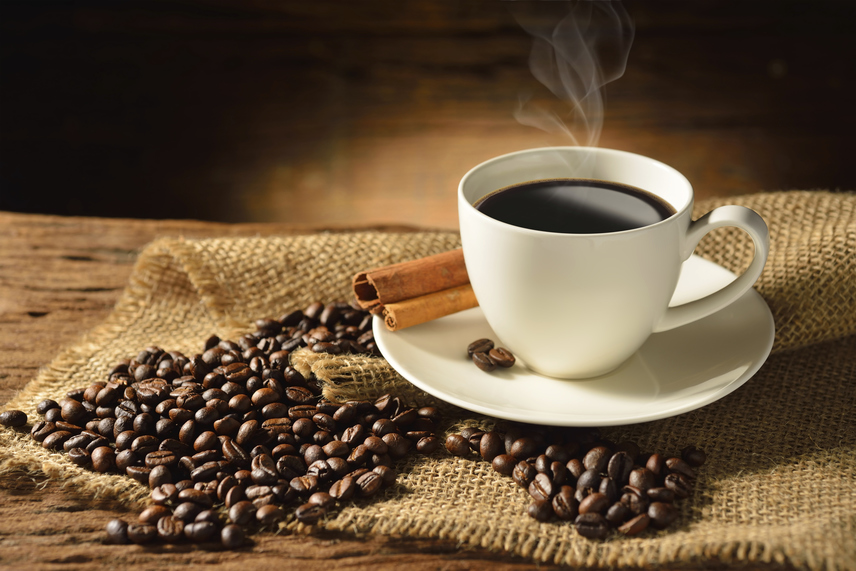 kávét segít a fogyásban)